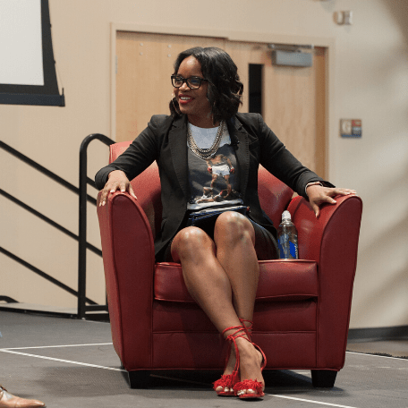 Video: Conversation with activist Brittany Packnett, Part 2