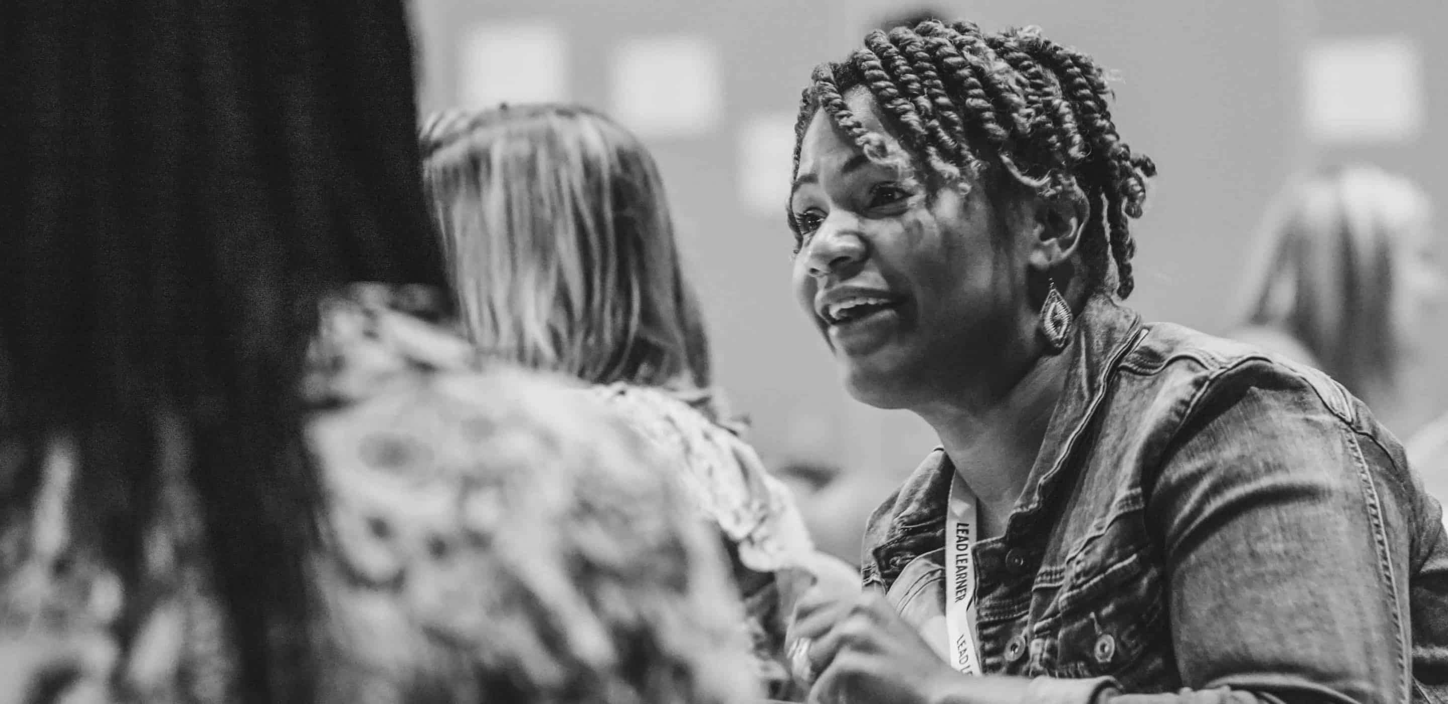 Two Chicago leading educators discuss equity