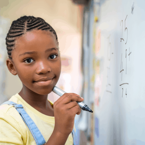 """Not a """"Math Person""""? Teachers Should Tell You Otherwise."""